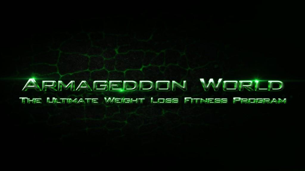 Flare Logo Armageddon Logo With Flare