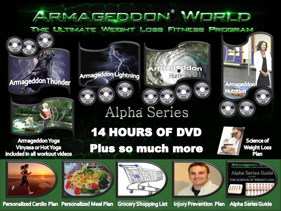 Product listing - Alpha Series - ArmageddonWorld.com - The ...