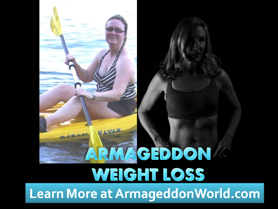 The Best Weight Loss DVD Program Armageddon Weight Loss Best Fitness DVD Best Exercise DVD Best Nutrition DVD Yoga DVD Men Women JEN BEFORE AND AFTER
