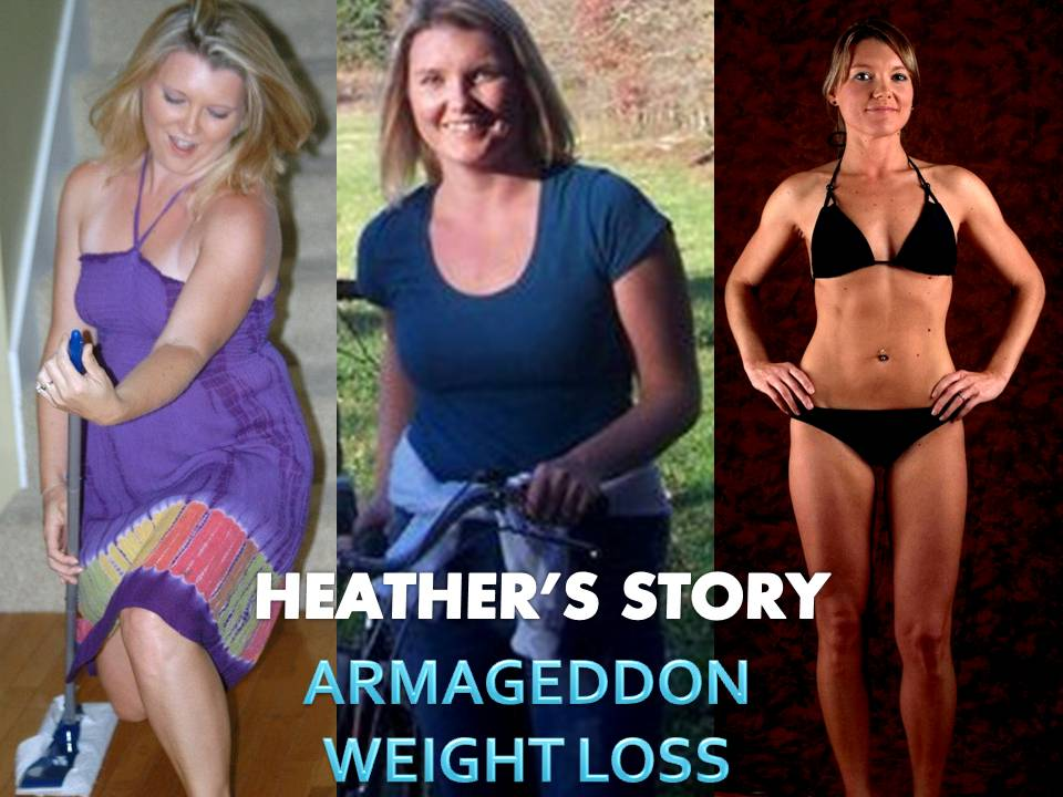 THE BEST WEIGHT LOSS DVD PROGRAM - ARMAGEDDON WEIGHT LOSS FITNESS DVD PROGRAM - BEST WEIGHT LOSS DVD FOR WOMEN AND MEN, BEST EXERCISE DVD - HEATHER!