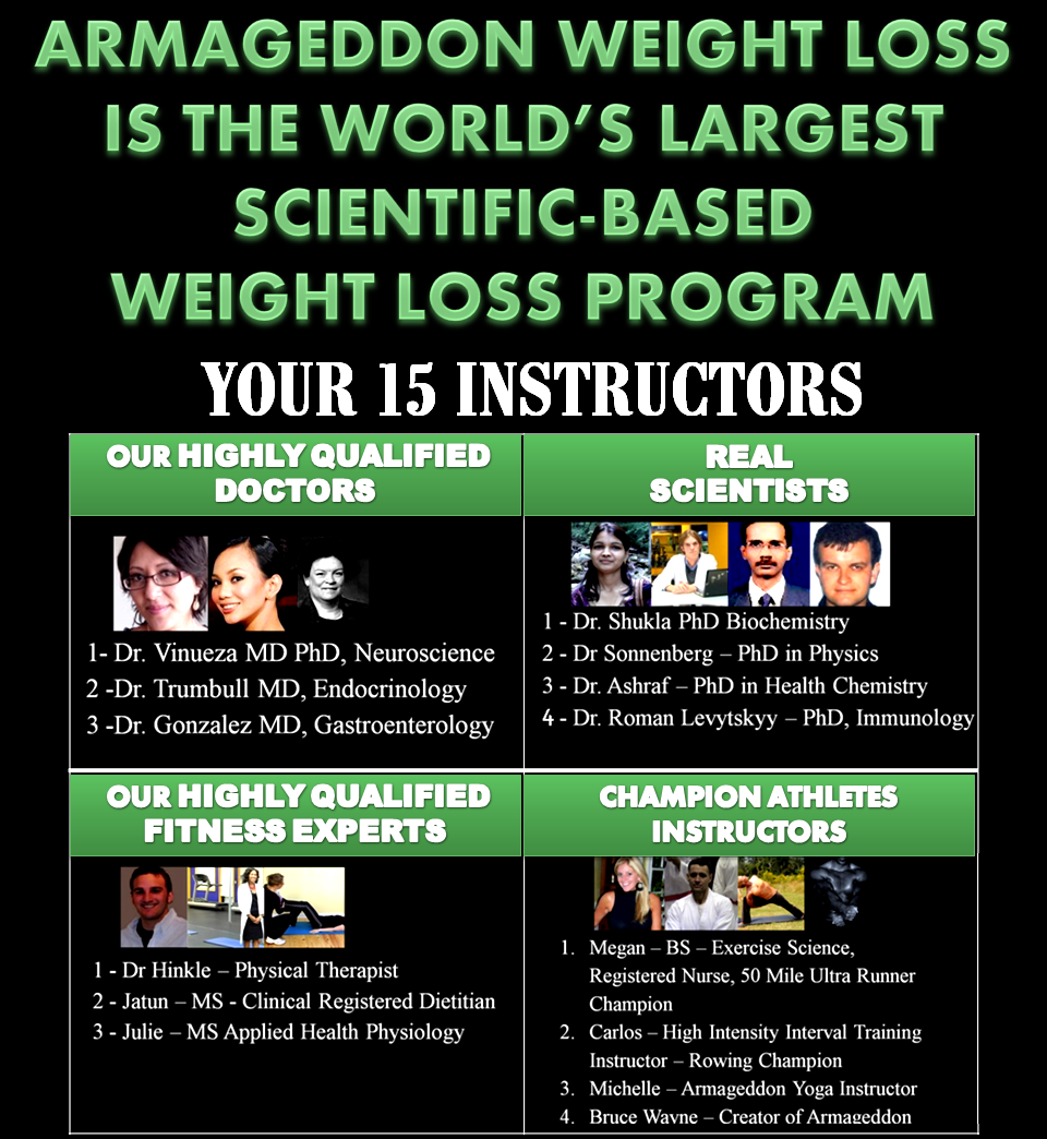 Weight Loss Exercise Program For Men
