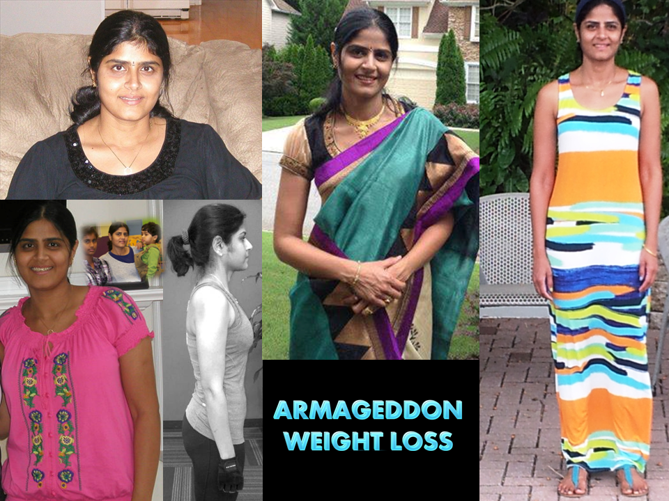 geetha - After Armageddon Weight Loss, Best weight loss DVD program, best exercise DVD program for women and men