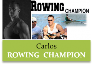 Carlos - Rowing Champion - Armageddon Weight Loss DVD Program - Best Weight Loss DVD for women and men, best exercise DVD