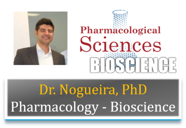 Dr. Nogueira, PhD Pharmacology - Bioscience