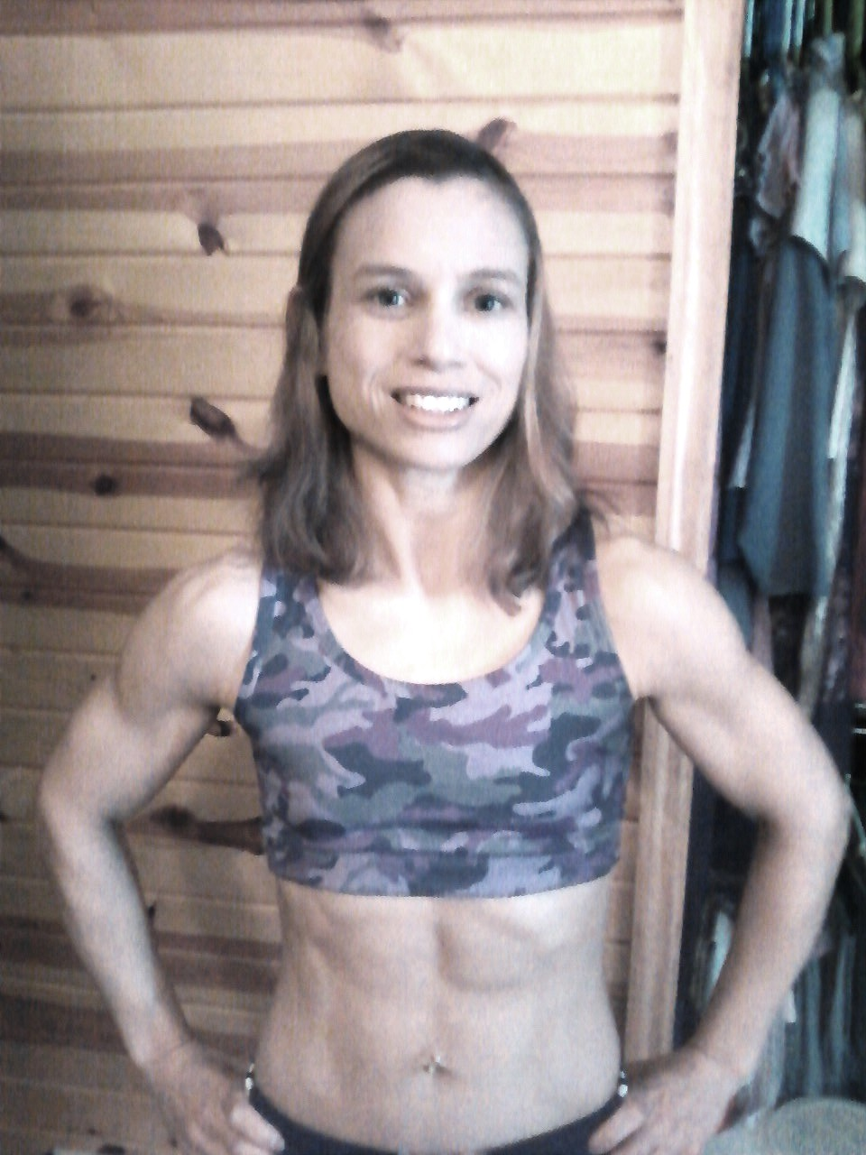 Irene after Armageddon Weight Loss - Get your six pack abs without drugs or supplements!
