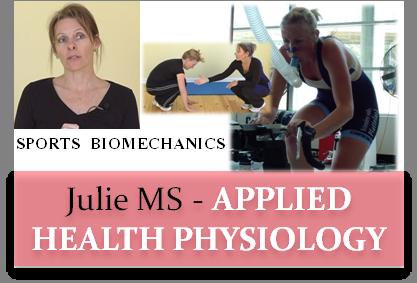Julie-MS-Applied-Health-Physiology - Biomechanics - Armageddon Weight Loss DVD Program - Best weight loss DVD for women