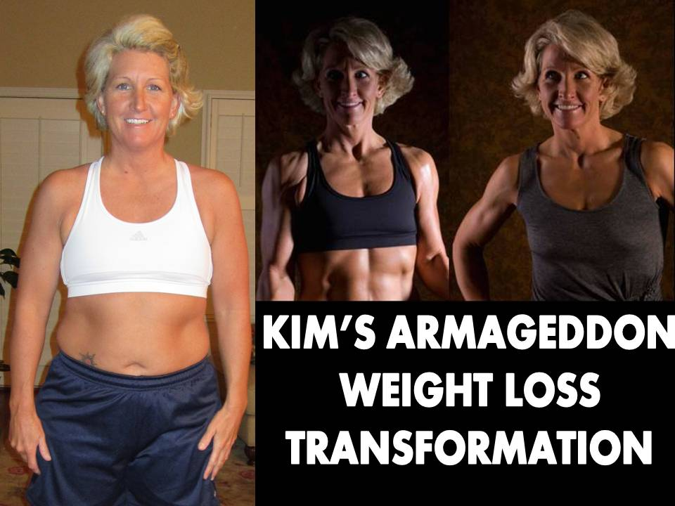 KIM ARMAGEDDON WEIGHT LOSS TRANSFORMATION - BEST WEIGHT LOSS DVD PROGRAM - BEST BEST WEIGHT LOSS DVD FOR MEN AND MEN