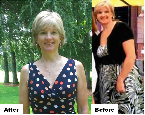 Laurie Before and After Armageddon Weight Loss - The best weight loss DVD for women and men