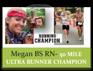 Megan - 50 Mile Ultra Runner Champion - Armageddon Weight Loss DVD Program - Best Weight Loss DVD for women and men