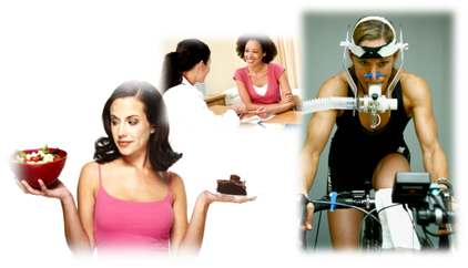 Our Fitness Experts - Dietitian, Physical Therapist, Psychology - Armageddon Weight Loss DVD Program.