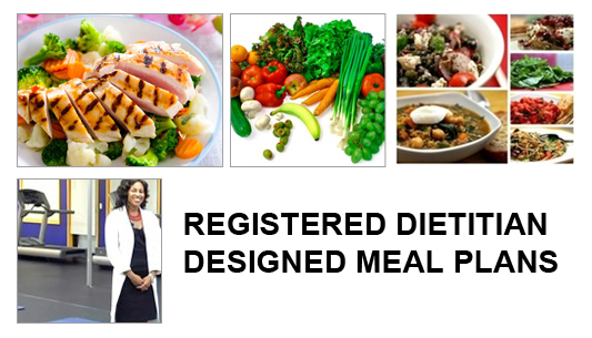 DIETITIAN DESIGNED MEAL PLANS - You meal plans are developed by our many dietitians all of whom have advance degrees in nutrition science. Don't settle for personal trainers who claim to be certified nutritionist. This is not the same qualification as a registered dietitian. You can get one of those certificates in just a few weeks or in just 3 months. Our dietitians attended school for six years then are required to pass a national exam and are regulated by the federal government. That is a massive difference!