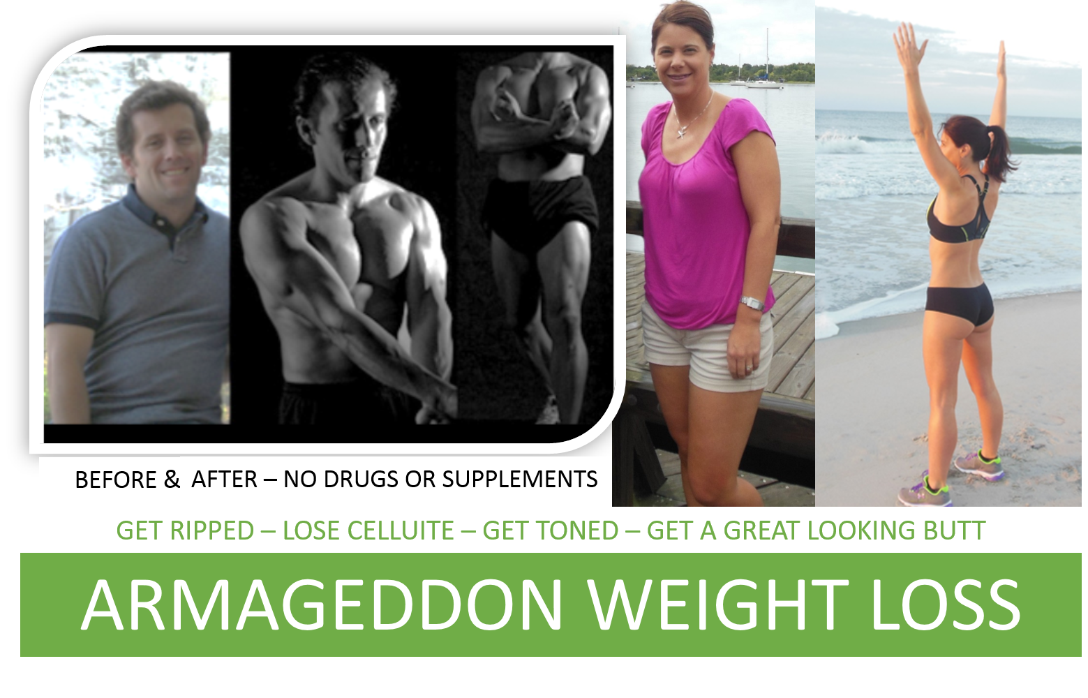RUBEN - Armageddon Weight Loss, how to lose cellulite fast, how to lose weight fast, weight loss DVDs, best exercise DVD..