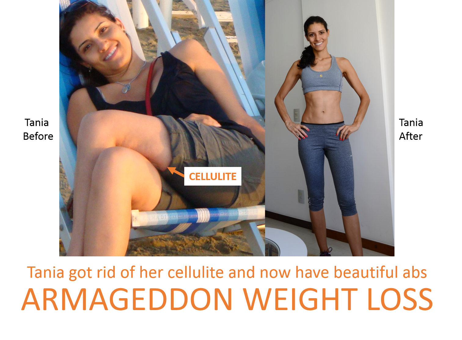 With Armageddon Weight Loss you learn; how to lose weight fast and how to get rid of cellulite fast. You get the best weight loss programs for women with true fast weight loss plans that are evidence based and built upon a strong scientific foundation.