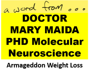 Dr.-Mary-Maida-PhD-Neuroscience-best-weight-loss-program-»-weight-loss-programs-for-women-Armageddon-Weight-loss-