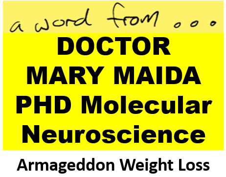Dr.-Mary-Maida-PhD-Neuroscience-best-weight-loss-program-»-weight-loss-programs-for-women-Armageddon-Weight-loss-