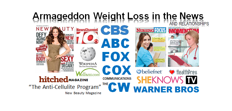 Armageddon Weight Loss in the News - Best weight loss DVD for women and men - Best exercise DVD program for women 2016