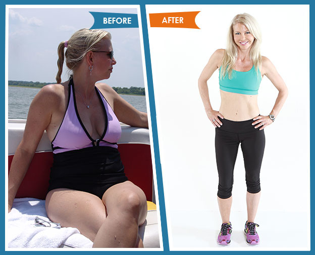 Tamara Jarrous RN Armageddon Weight Loss - Best Weight Loss DVD Program for women over 50