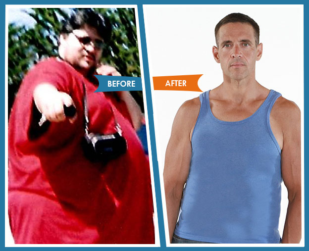 Carlos - Lost 238 Pounds - Training for Olympics - Armageddon Weight Loss - Best weight loss DVD