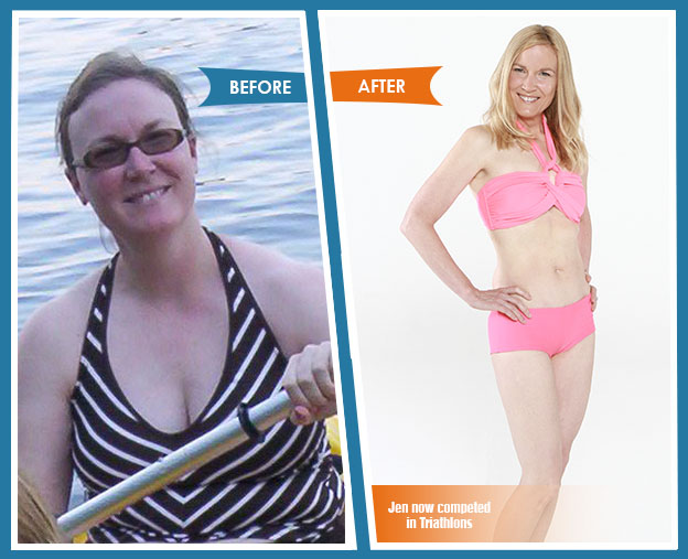 Jen before Armageddon Weight Loss - Best weight loss DVD program for women