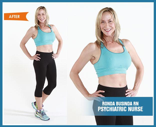 Ronda Businda RN Armageddon Weight Loss - Best weight loss DVD for nurse; Armageddon Weight Loss - Best Weight Loss DVD Program for women over 50;