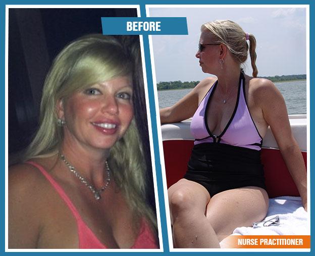 Tamara Jarrous RN, before Armageddon Weight Loss - Best weight loss DVD program for women