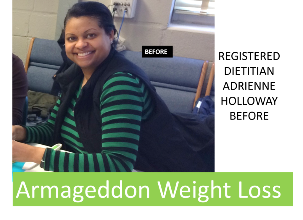 Adrienne K. Holloway - Registered Dietitian - Armageddon ...