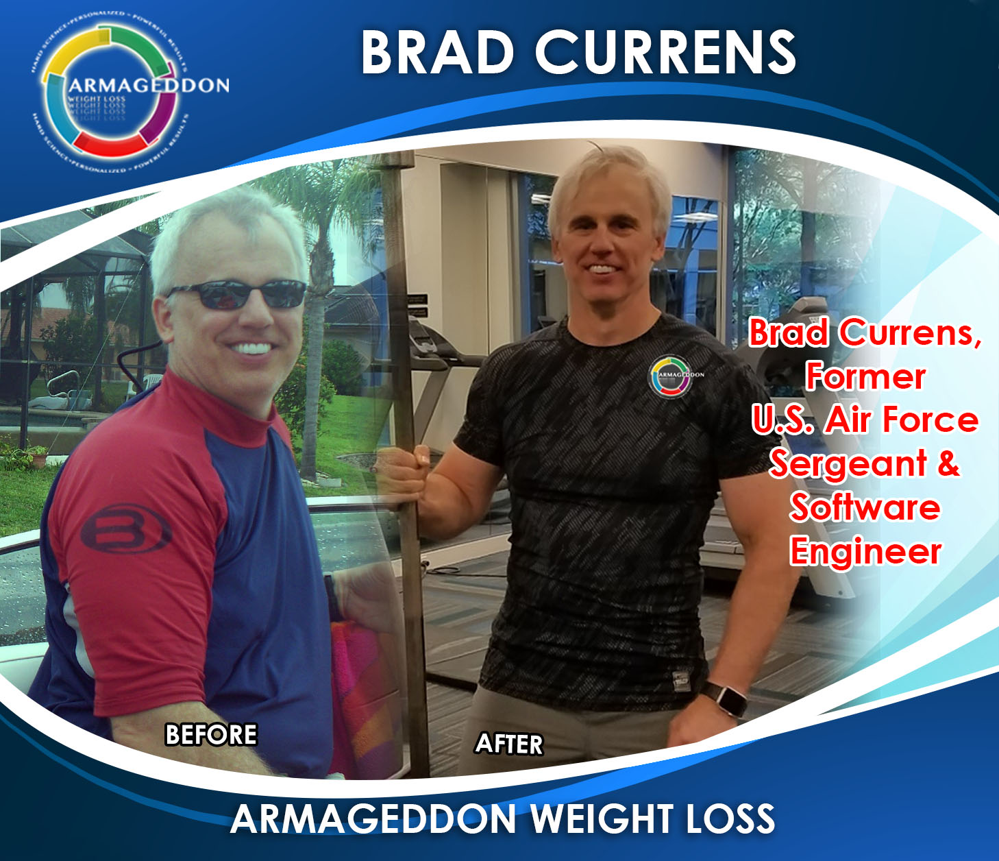 Brad Currens - Armageddon Weight Loss - Best Weight Loss Program for men over 50, Best exercise DVD for men over 50, Bruce Wayne - docscience, best exercise DVD for women, Atlanta, Bruce Wayne,