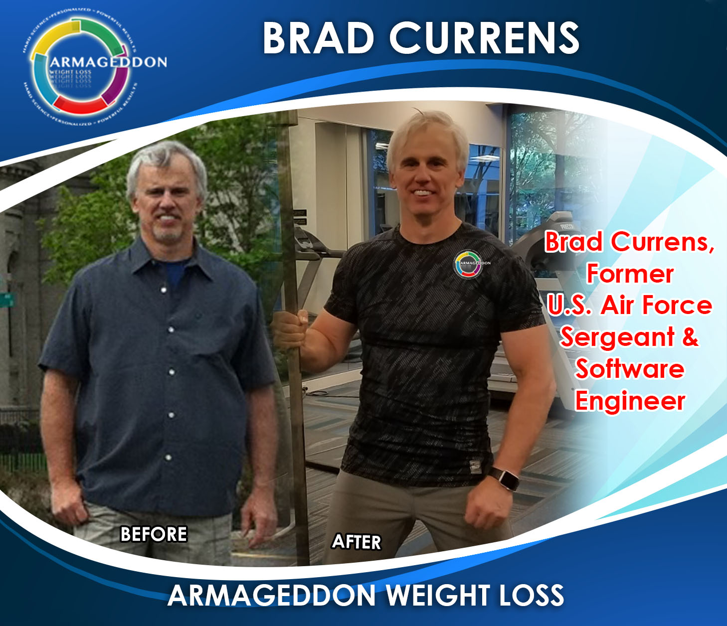 Brad Currens - Armageddon Weight Loss - Best Weight Loss Program for men over 50, Best exercise DVD for men over 50, Bruce Wayne - docscience, best exercise DVD for women -2