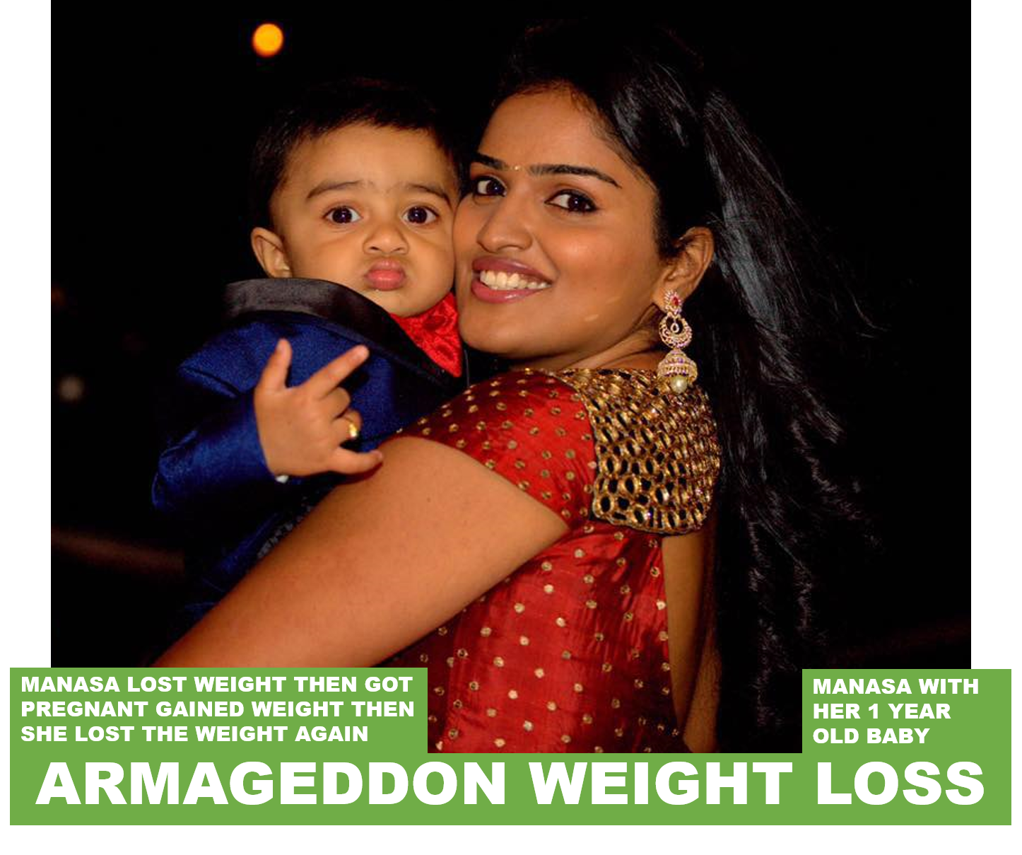 Manasa Reddy - Armageddon Weight Loss DVD Program - Best weight loss DVD for women and men - Best exercise DVD program - post pregnancy weight loss program