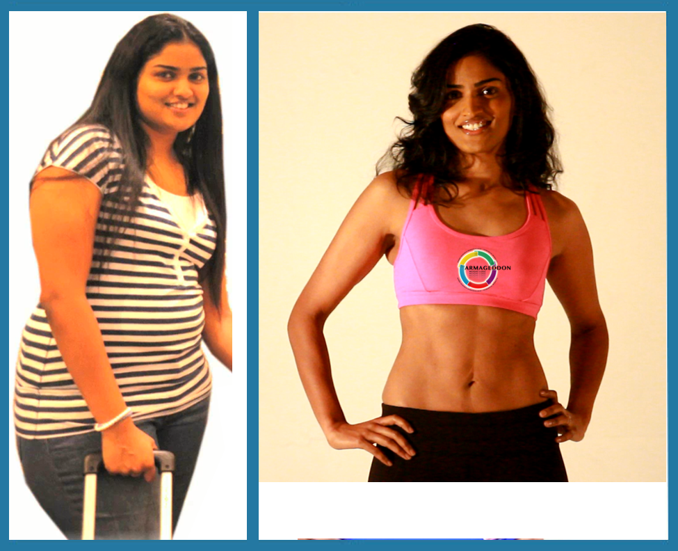 Manasa Reddy - Armageddon Weight Loss DVD Program - Best weight loss DVD for women and men - Best exercise DVD program - get rid of cellulite fast, fast weight loss- 50 pounds, vegetarian - 1- -13- 8 2017